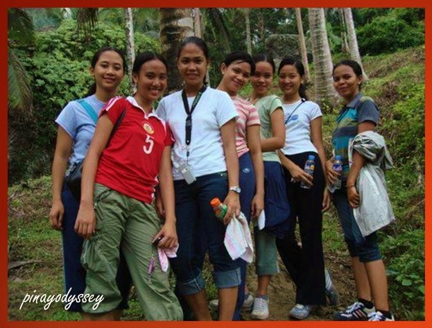With my PE2OR classmates