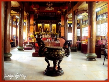 PHILIPPINE CHINESE BUDDHIST TEMPLE