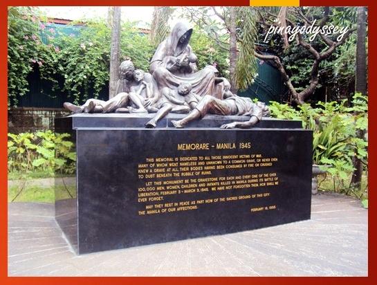 Memorare - Manila 1945