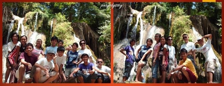 Batlag Falls with UPDOSTSA