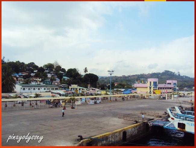 Mindoro's port