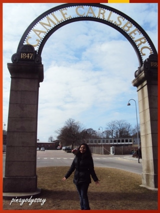 The Old Carlsberg Arch