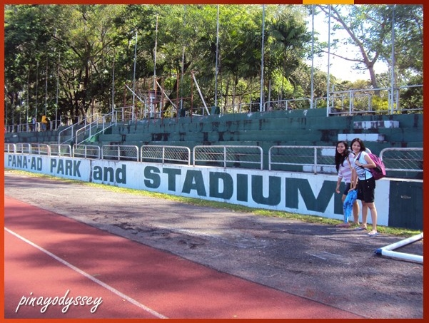 Welcome to Pana-ad Park and Stadium