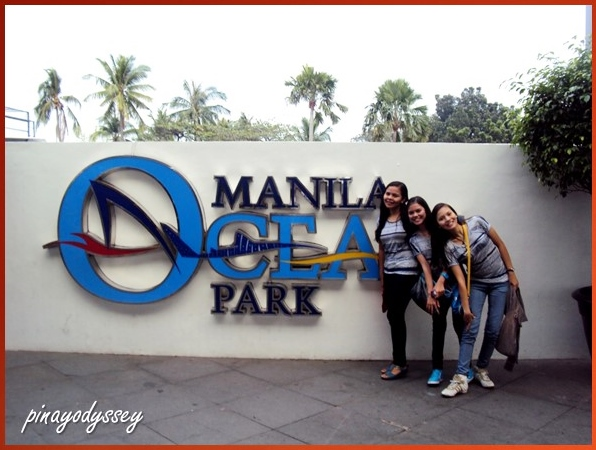 Welcome to Manila Ocean Park