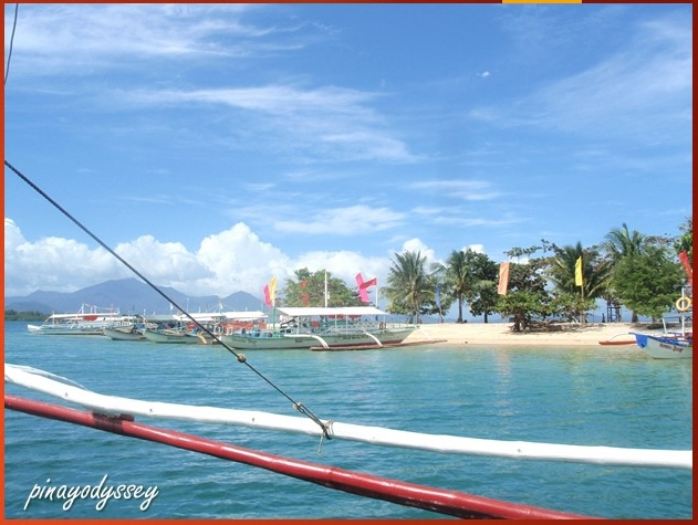 Off to Cowrie Island