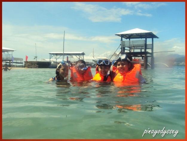 At Luli Island