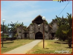 BANCURO CHURCH RUINS - PHILIPPINES