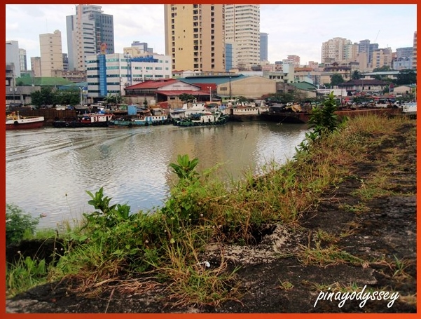 The Pasig River