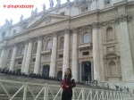 ST PETERS BASILICA - VATICAN CITY STATE