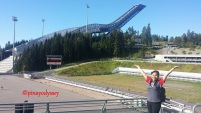 HOLMENKOLLEN NATIONAL SKI ARENA - NORWAY
