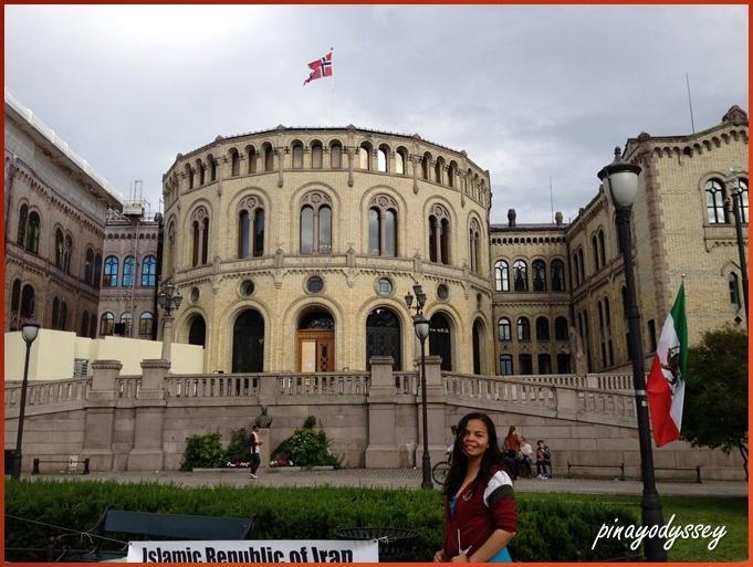 Stortinget Parliament