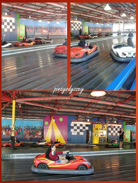 Bumper cars!!!