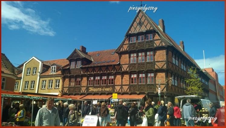 Svendborg city square