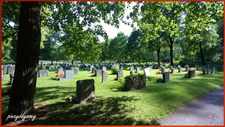 Haslum Kirkegård