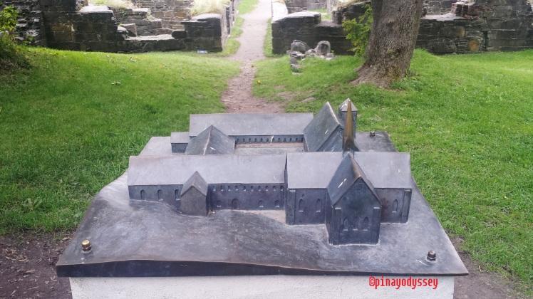 Model of the Monastery