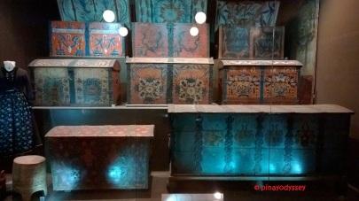 Bridal treasure chests