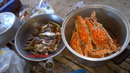 Want some kasag and sinampalukang isda?
