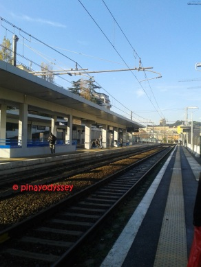 S. Pietro train station