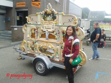 Loppemarked in Belgium