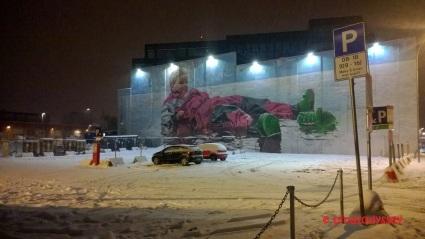 Graffiti in Drammen