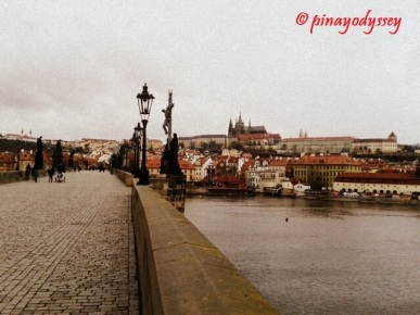 Beautiful Charles Bridge