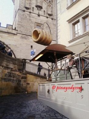 trdelník, sweet hollow bread roll