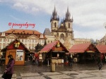 PRAGUE OLD TOWN SQUARE - CZECH REP