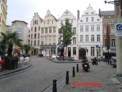 Architecture in Brussels
