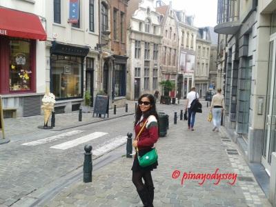 Maerose in Brussels