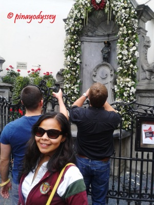 The Mannekin pis