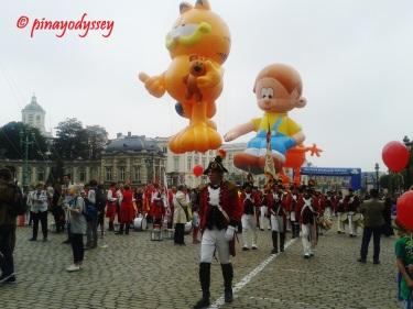 Balloons Parade