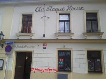 Old Prague House hostel