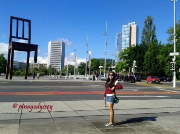 @ Place des Nations, the heart of International Geneva