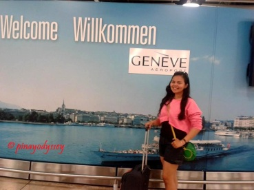 Welcome to Geneva!