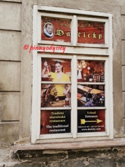 Welcome to Dačický beer hall