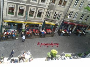 Geneva's Old Town