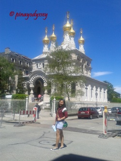The Russian Church of Geneva