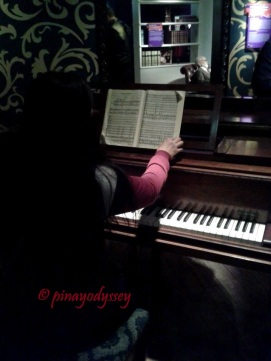 Playing with Mozart