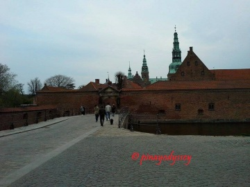 Welcome to Frederiksborg Slot!