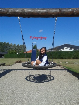 The giant swing