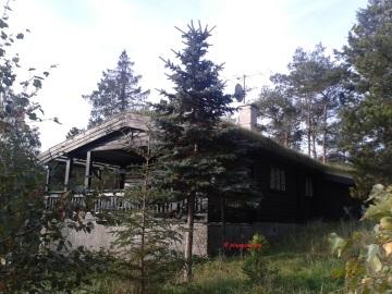 The beautiful Danish cabin