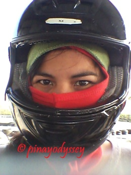 First time go-karting!