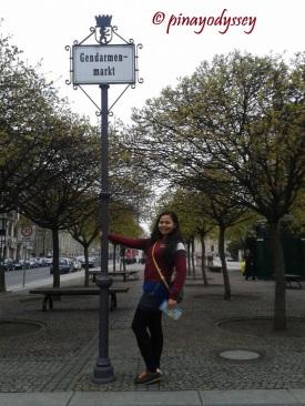 Berlin, the grey city