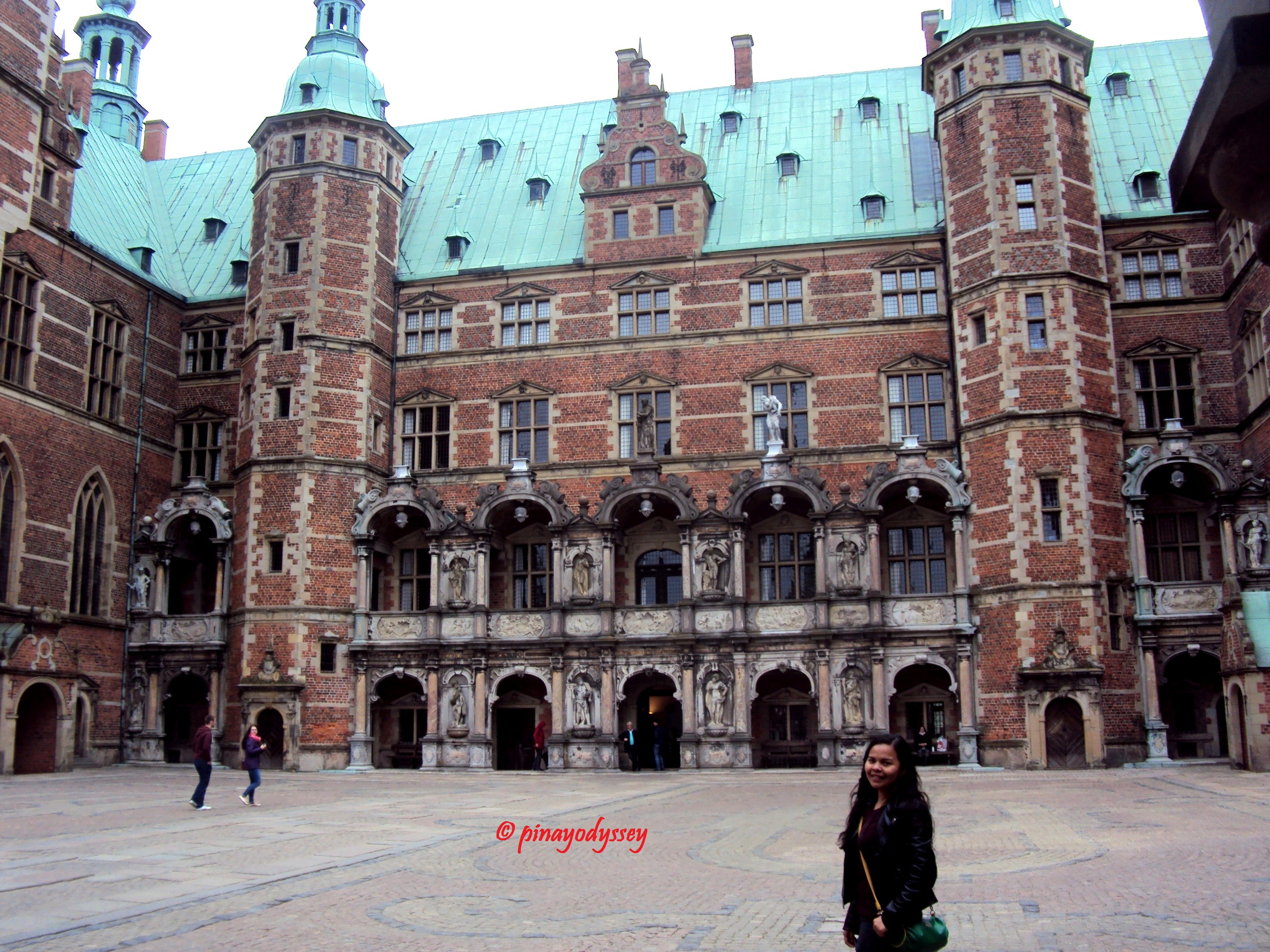 The museum of national history at frederiksborg castle copenhagen - Frederiksborg Castle Frederiksborg Castle