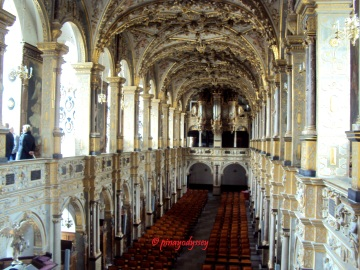 The royal church