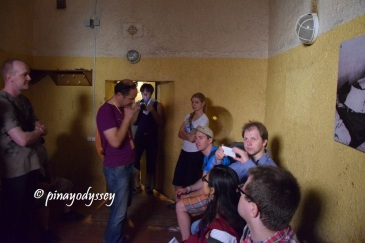 The guide talks about the KGB policies and conditions