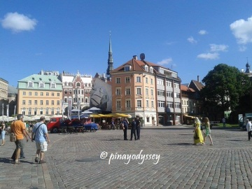 Riga's Old Town