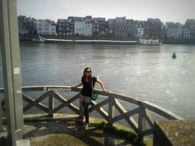 Just me at Maas Promenade