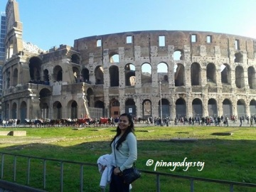 Rome is <3