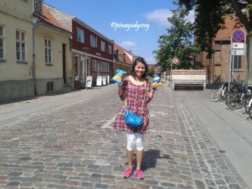 My sister in Køge